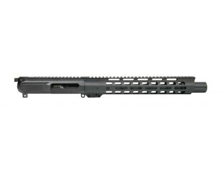 "PSA PA-9 Gen4 10.5"" 9mm 1/10 Nitride 12"" Slanted M-Lok Railed Upper With BCG & CH - 5165450304"