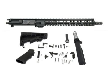 "PSA 16"" M4 Carbine-Length 5.56 NATO 1:7 Nitride 15"" Lightweight M-Lok Freedom Rifle Kit - 5165450384"