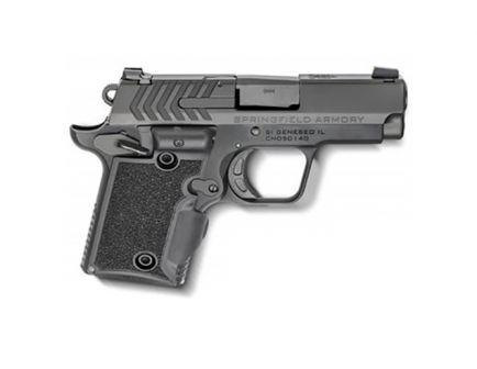 Springfield Armory 911 9mm Pistol with Green Viridian Laser Ð PG9119VG