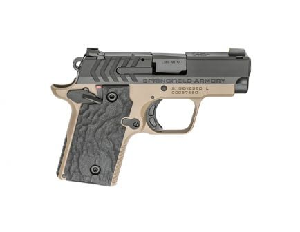 Springfield Armory 911 .380 ACP Pistol with Night Sights - PG9109FN