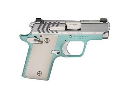 Springfield Armory 911 380 Pistol | Vintage Blue