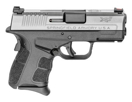 """Springfield XDS Mod 2 Stainless .45 ACP 3.3"""" Pistol, Two Tone - XDSG93345S"""