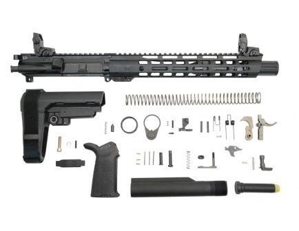 """10.5"""" SBA3 carbine ar 15 pistol kit"""