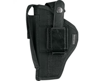 Bulldog Extreme #8 Large Frame Auto Pistol Holster with Belt Loop and Ambi Clip - FSN-8