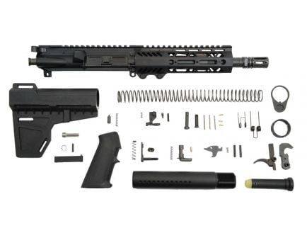 "8.5"" shockwave ar 15 300 blackout pistol kit"