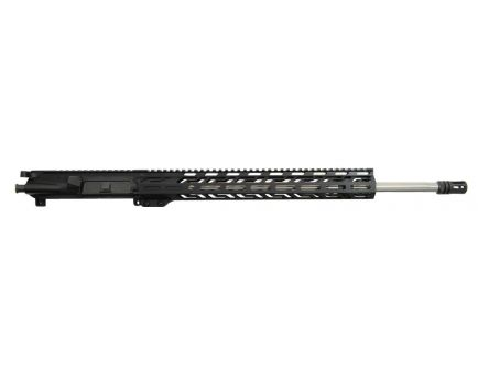 """PSA 20"""" Rifle-Length .224 Valkyrie 1/6.5"""" Stainless Steel 15"""" Lightweight M-Lok Upper with BCG & CH"""