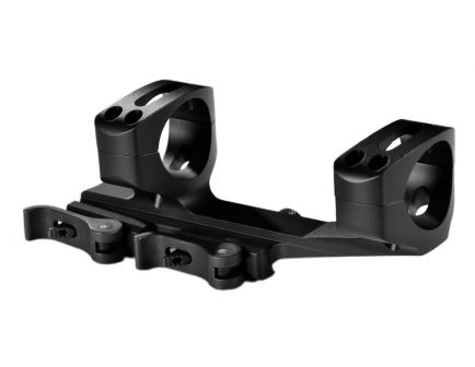 Warne Quick Disconnect 30mm Skeletonized MSR Cantiever Mount - QD XSKEL30TW