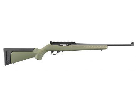 "Ruger 10/22 .22 LR ""Mans Best Friend"" Collector Series Rifle, OD Green - 31115"