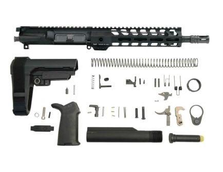 "10.5"" railed ar-15 pistol kit"
