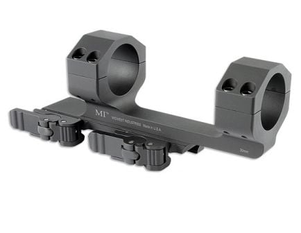 Midwest Industries QD 30mm Offset Scope Mount - MI-QD30SM