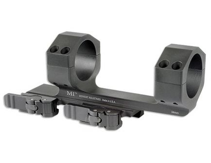 Midwest Industries MI 34mm QD Scope Mount w/ 1.4