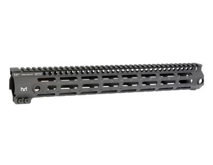 "Midwest Industries G3 15"" M-Series One Piece Free Float M-LOK AR Handguard - MI-G3M15"