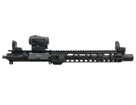 "PSA 10.5"" 5.56 NATO 1/7 Nitride 12"" M-Lok Upper With MBUS Sight Set, & Vortex Sparc - No BCG or CH"
