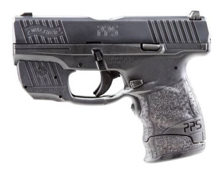 Walther PPS M2 9mm Pistol with Crimson Trace Laser - 2805963