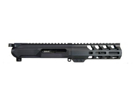 """BLEM PSA 4"""" 9mm 6"""" Lightweight M-Lok Railed Upper - With BCG & CH"""