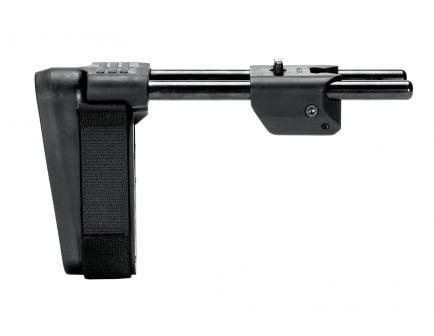 SB Tactical MPX PSB Sig MPX 3-Position Adjustable Pistol Stabilizing Brace - MPX-01-SB