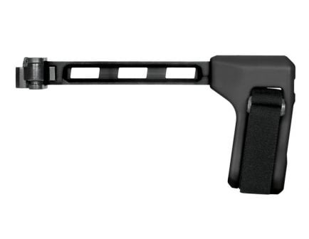 SB Tactical Folding Pistol Stabilizing Brace, Black - FS1913-01-SB