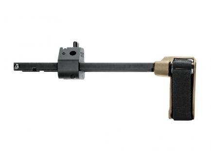 SB Tactical CZPDW 3 Position Adjustable Pistol Stabilizing Brace, Flat Dark Earth - CZPDW-02-SB