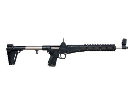 Kel-Tec Sub 2000 9mm Glock 19 Rifle, Nickel Boron - SUB2K9GLK19NBHC