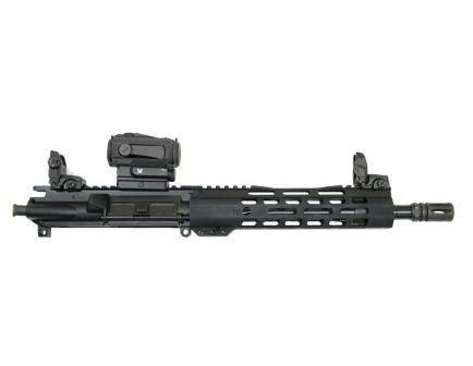 """PSA 10.5"""" 5.56 NATO 1:7 Nitride 9"""" Lightweight M-LOK Upper w/ Vortex Sparc & MBUS Sights, No BCG or CH"""