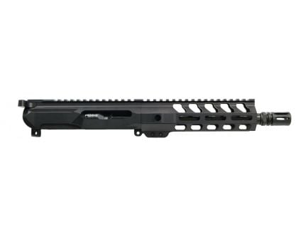 "PSA Gen4 8"" 9mm 1/10 Nitride 7"" Lightweight M-Lok Upper - With BCG & CH"