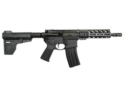 "PSA 8.5"" Pistol-Length 300AAC Blackout 1/7 Nitride  7"" Lightweight M-Lok MOE Shockwave Pistol"