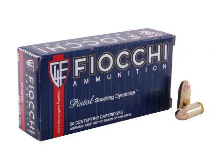 Fiocchi Shooting Dynamics .45 ACP 230 gr 50 Rounds Ammunition - 45A500