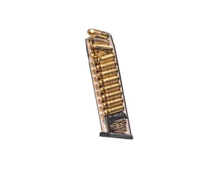 ETS 20rd 10mm Magazine Fits Glock 20/29/40, Clear - GLK-20-20
