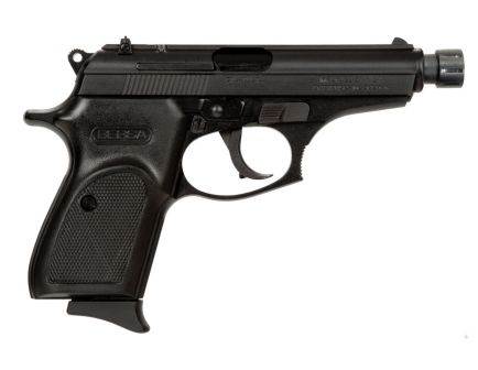 Bersa Thunder .22 LR Pistol w/ Threaded Barrel, Matte Black - T22MX