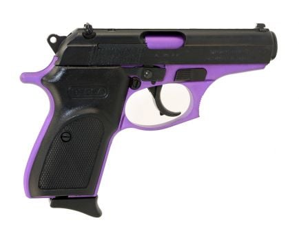 Bersa Thunder .380 ACP Pistol, Purple -T380PRP8