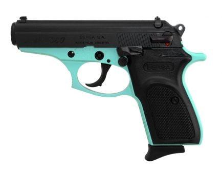 Bersa Thunder .380 ACP Pistol, Blue - T380BLM8