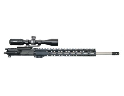 "PSA 20"" Rifle-Length .224 Valkyrie 1/6.5"" Stainless Steel 15"" Lightweight M-Lok Upper With Bushnell .224 Valkyrie 4.5-18X40 AR Optic"