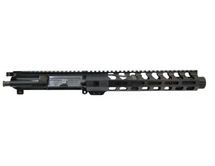 "PSA 8.5"" Pistol-Length 5.56 NATO 1/7 Nitride 10.5"" Lightweight M-Lok Upper - With BCG & CH"