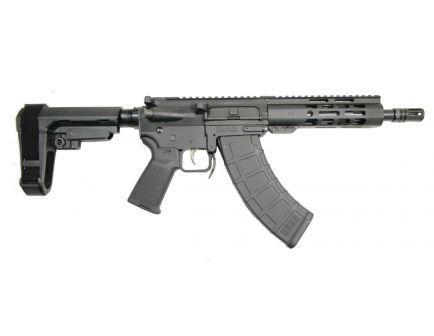 "PSA Gen2 KS-47 8.5"" Pistol-Length 7.62x39 Nitride 7"" Lightweight M-Lok MOE EPT SBA3 Pistol"