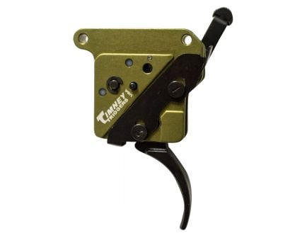Timney Triggers Elite Hunter Remington 700 Thin Trigger, Black - 510-V2THIN