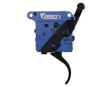 Timney Triggers Calvin Elite Remington 700 Right Hand 2 Stage Trigger, Black - 532CE