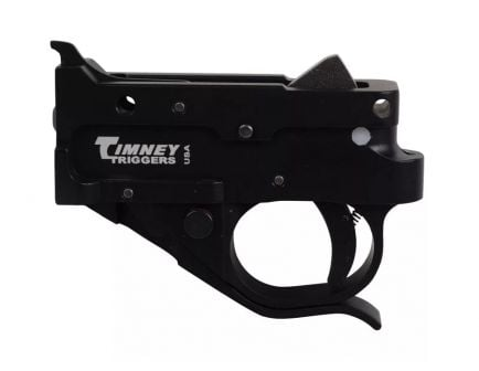 Timney Triggers Ruger 10/22 Replacement Trigger, Black - 1022-1C