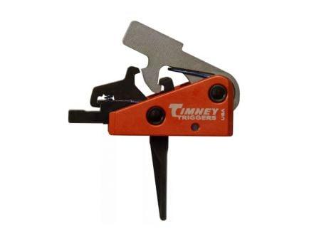 Timney Triggers AR Targa 2-Stage Short Trigger, Straight - 662S-ST