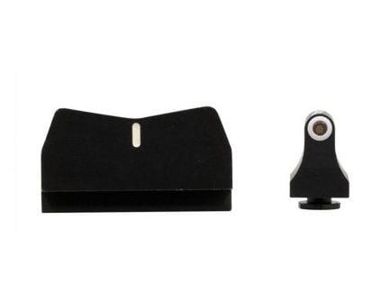 XS Sights DXW Standard Dot Sights, Glock Suppressor Height - GL-0004S-4