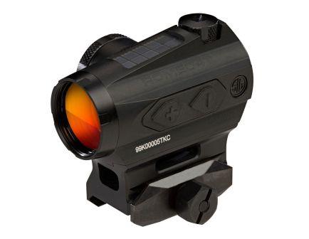 Sig Sauer Romeo4T 1x20 Compact Red Dot Sight, Mil-Spec Model - WSOR43032