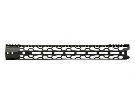 "Odin Works O2 Lite AR-10 17.5"" M-LOK Low Profile Handguard - F-17-ML-O2-308-2.00"