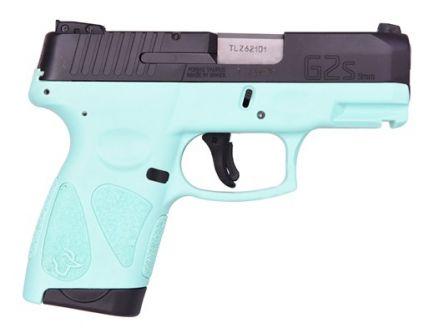 Taurus G2S 9mm Pistol, Cyan - 1-G2S931C
