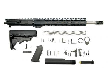 "BLEM PSA 16"" Mid-Length 5.56 NATO 1:8 Stainless Steel 13.5"" Lightweight M-Lok Classic Rifle Kit"