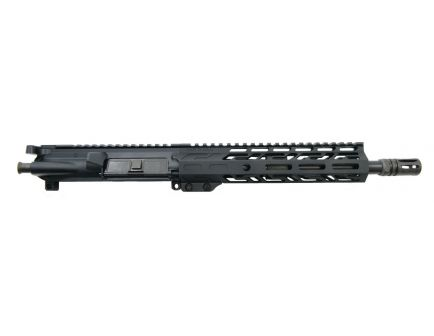 "PSA 10.5"" Pistol Length 300AAC Blackout 1:8 Nitride 9"" Lightweight M-Lok Freedom Upper With BCG & CH"