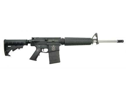 """PSA Gen2 PA10 18"""" Mid-Length .308 WIN Stainless Steel Classic Rifle - USS Mitscher DDG 57 Edition"""