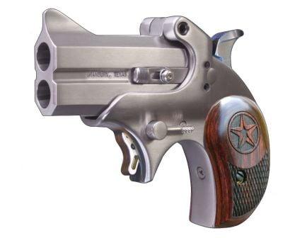 "Bond Arms Mini .45 LC 2.5"" Derringer, Stainless Steel - BAM 45LC"