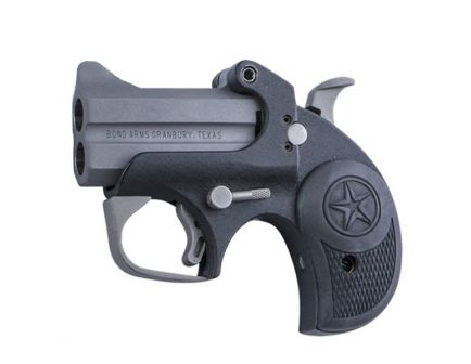 """Bond Arms Backup 9mm 2.5"""" Derringer, Black - BABU 9MM"""