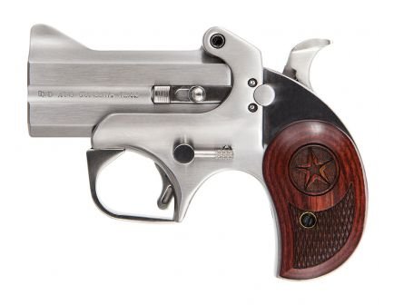 "Bond Arms Texas Defender .357 Magnum/.38 Special 3"" Derringer - BATD357/38"