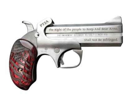 Bond Arms Protect 2A .45 Colt/.410 Double Barrel Pistol - PT2A 45/410