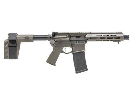 Springfield Armory Saint 5.56x45mm NATO AR-15 Pistol, OD Green - ST975556ODG